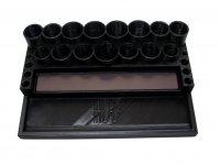 RC Werkzeugständer Universal schwarz (RC Tool Stand Black)