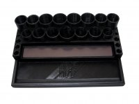 RC Werkzeugständer MIP schwarz (RC Tool Stand Black)