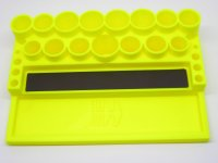RC Werkzeugständer MIP gelb (RC Tool Stand Yellow) Werkzeughalter