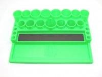 RC Werkzeugständer MIP grün (RC Tool Stand Green) Werkzeughalter