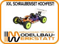 XXL Schrauben-Set für Team Losi Racing TLR 8IGHT-X Elite Stahl hochfest!