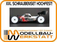 XXL Schrauben-Set für SWORKz S35-4E Stahl hochfest!