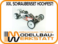 XXL Schrauben-Set für SWORKz S12-2 Stahl hochfest!