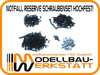 """Notfall"" Schrauben-Set für Team Associated RC8B3.2e Stahl hochfest!"