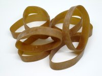 8 Stück RC Reifen Klebegummi 1:10 On-Road TC (Tire Glue Bands)