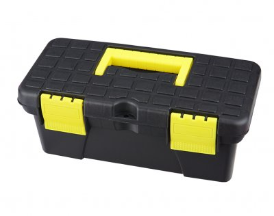 Mini Werkzeugkiste Kunststoff 250x125x95mm
