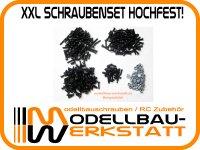 XXL Schrauben-Set für Serpent Cobra SRX8E Pro / SRX8E /SRX8E Saddle Pack Buggy Elektro Stahl hochfest!