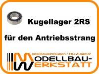 Kugellager-Set für WRC SBX.1 SBXE.1 Antriebsstrang