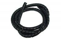1m Flexspiralband 4-20mm schwarz