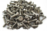 screws titanium